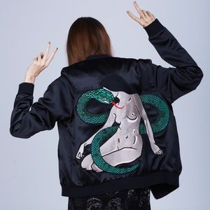 Verameat Snake Lady Jacket - One size